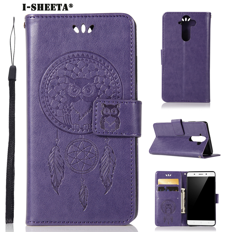 For Nokia 9 8 Sirocco X6  3 5 6 8 2.1 3.1 5.1 7 Plus Slim PU Leather Case Flip Cover Full Wallet Stand Pattern Owl With Lanyard nokia 8 new 2018