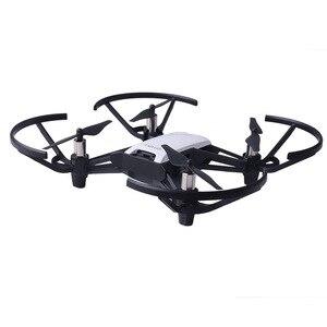 Image 3 - Mini Drone Propeller Klingen + Batterie Schnalle Clip Halter + Propeller Schutz Guards für DJI Tello FPV Drone Zubehör