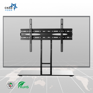 """Image 2 - CNXD Universal TV Table Mount LCD LED TV Floor Bracket Table Stand for TV Size 32 55""""/32 65"""" suit for Home Office"""
