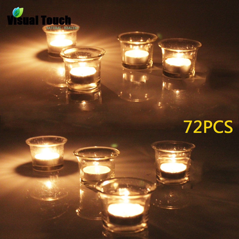 Online buy wholesale plastic votive candle holders from for Candele on line