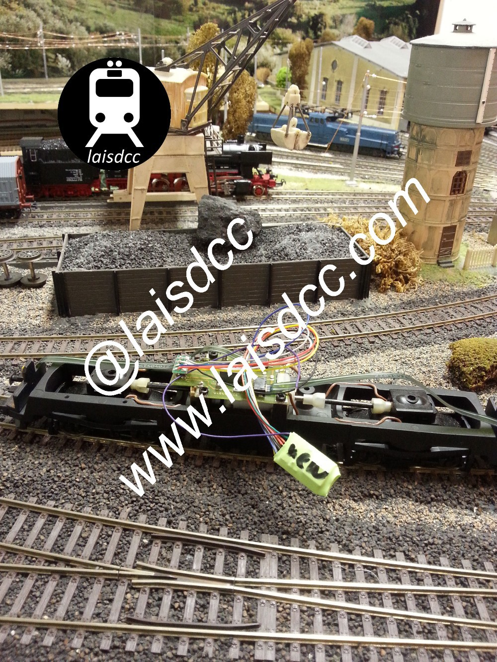Nem652 Dcc Loco Decoder For Ho N Scale Model Train 860021 With Railroad Wiring How To Build A Layouts G Z S Stay Alive Wires Laisdcc Brand Pangu Series In Rc Trains From Toys Hobbies On