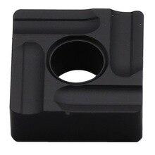 MOSASK 10 шт SNMG120408L S ZC35 грубая обработка жесткой стали для обработки карбида вольфрама