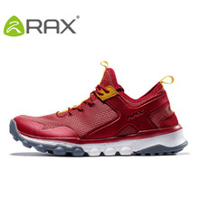 RAX New Arrival Cushioning Men Walking Shoes Breathable Mesh Sneakers Man Sports Sneakers Men Outdoor Shoes zapatillas Hombre
