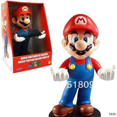 ФОТО Hot Sale Super Mario Brothers Nintendo 3DS DSi DS Lite Holder 12