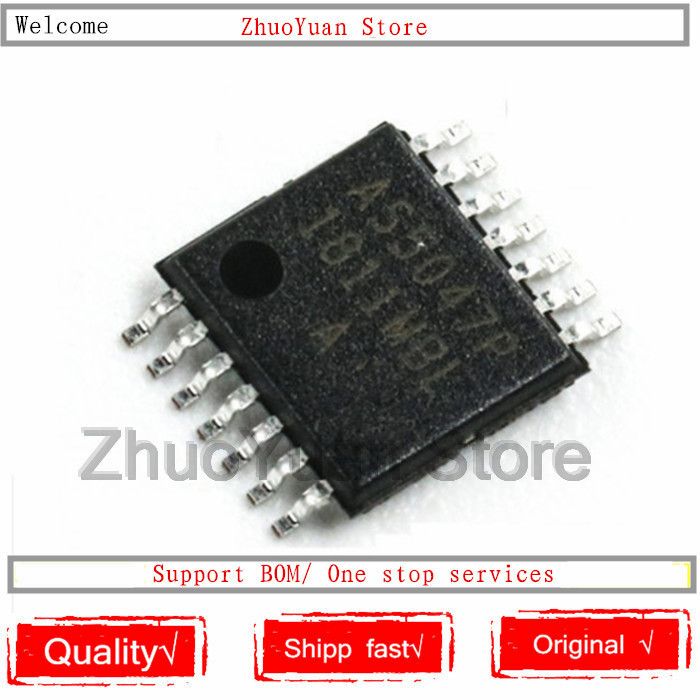 5PCS/lot AS5047P-ATSM TSSOP14 AS5047P AS5047 IC Chip New Original In Stock