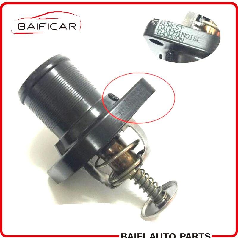 Slim Baificar Gloednieuwe Echt Koelvloeistof Thermostaat 1338a0 Voor Citroen C4 C5 Xsara Peugeot 206 307 406 407 3008 2.0