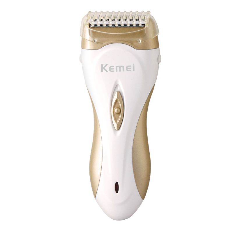 Kemei Professional Portable Woman Epilator Female Electric Ss