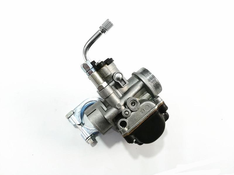 Moto Carbruetor pour Dellorto PHBG 21 21mm PHBG21 avec fond en plastique