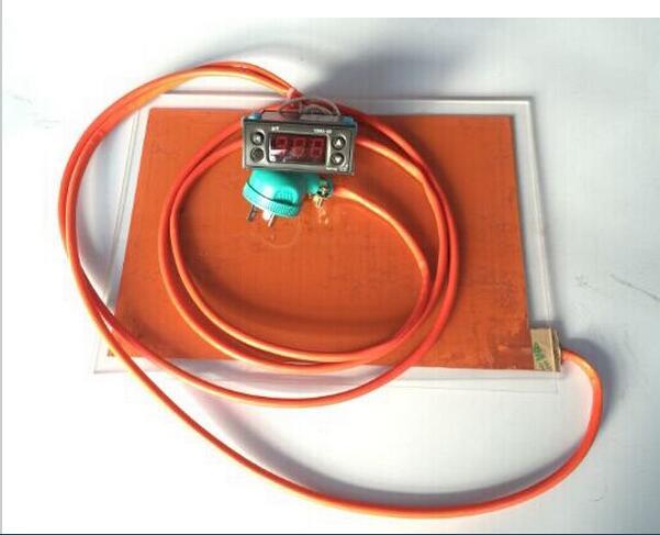 Wanhao 3d placa de tablero para d5 serie de calentamiento de la impresora abs fi