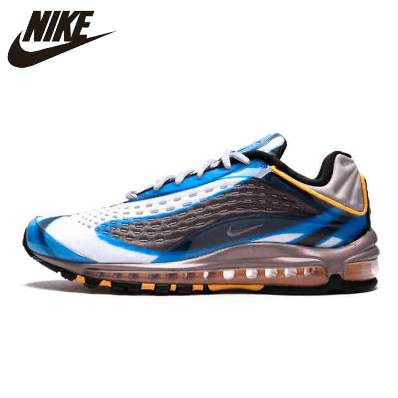 83f6894797 Nike Air Max Deluxe OG 1999 Breathable Running Shoes Sports Classic Sneakers  Shoes for Men and