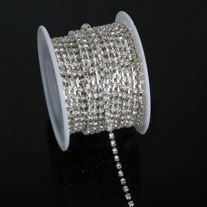 Crystal Rhinestone Close Chain 46458aa4fb69