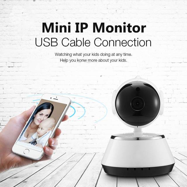 Mini Camcorder Wireless WiFi IP Mini Camera 720P Infrared Camera Motion Detection Casus Kamera Home Security Monitor For Phone