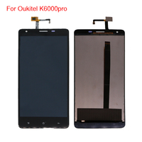 High Quality For Oukitel K6000 Pro LCD Display Touch Screen Digitizer Assembly With Free Tools