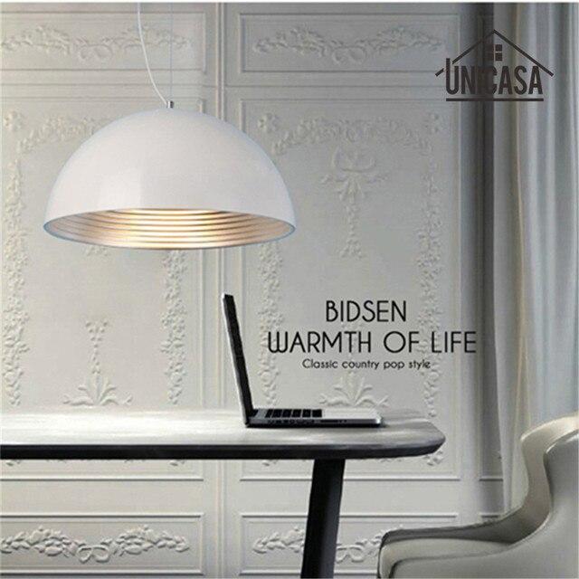 Sombra blanca de Hierro Forjado accesorios de Iluminación Moderno ...