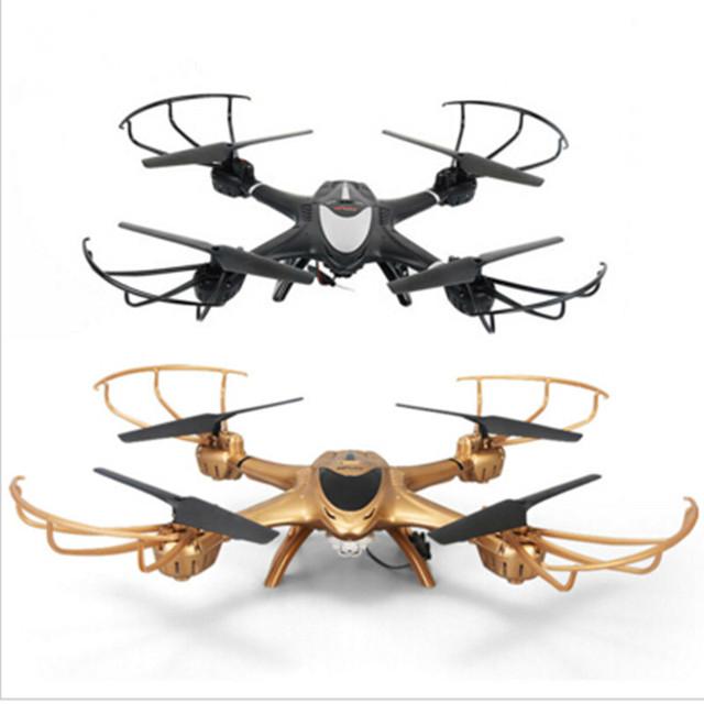 Rc toys mjx x401h wifi 0.3mp cámara hd profesional drone rc quadcopter fpv altitud hold flip 3d rtf helicóptero