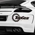 1 ШТ. 20*10 см Автомобиль Укладки Наклейки Top Gear Автомобиля Стикер Этикеты Винила Личности Водонепроницаемый Аксессуары