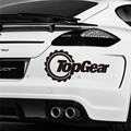 1 PC 20*10cm Car Styling Stickers Top Gear Car Sticker Vinyl Decal Personality Waterproof Accessories