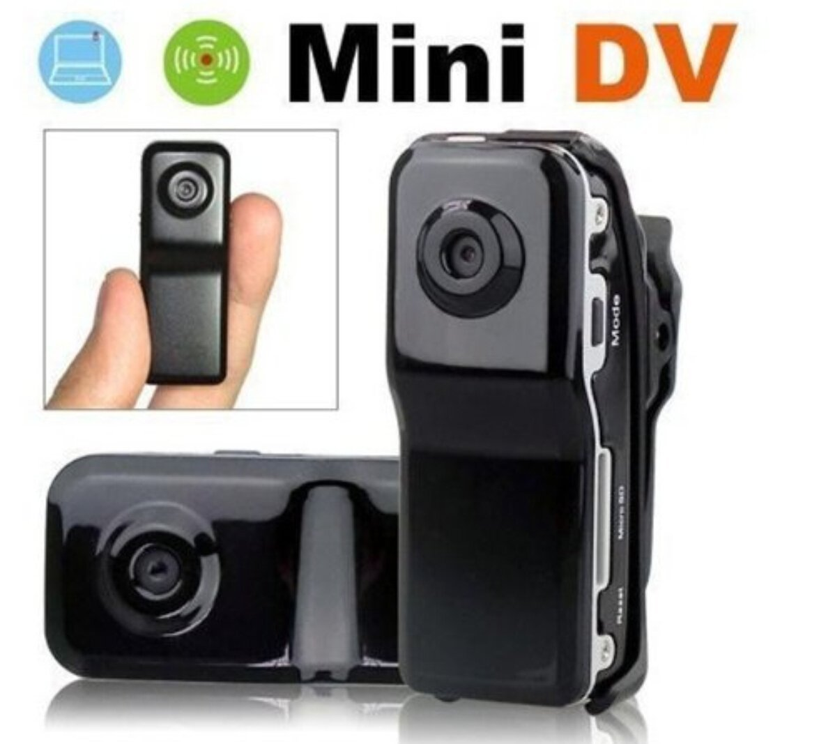 MD80 Super Mini Camera Secret Camcorder Digital Video Audio Recorder DV DVR for Sport Helmet Car Bicycle Micro Cam with Holders mini dv md80 dvr video camera 720p hd dvr sport outdoors with an audio support and clip
