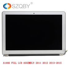 Original New for Macbook Air 12 pins A1466 LCD screen assembly 13′ early 2010-2011 2012 2013-2015 661-7475 2016 2017