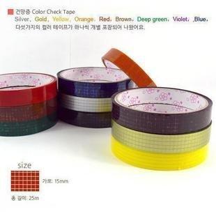 Washi Masking Tape DIY Cartoon stickers Fashion Creative Stationery Square Sticky Japanese style