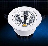 10pcs/lot COB 30W Warm White/White/Cold White led ceiling light led down light, AC85-265V DHL/FedEx free shipping