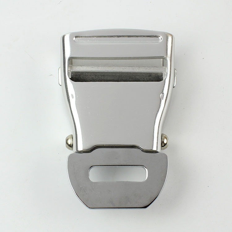 2pcs / Lot zrakoplov zaponka varnostnega pasu Zlitina aluminijasta - Dodatki za notranjost avtomobila - Fotografija 2