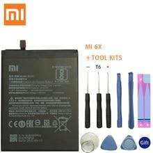 Xiao Mi Original Phone Battery BN36 for Xiaomi Mi 6X Mi6X Mi A2 MiA2 2910mAh High Capacity Replacement Battery Free Tools US $8. xiao mi original phone battery bn36 for xiaomi mi 6x mi6x mi a2 mia2 2910mah high capacity replacement battery free tools us $8