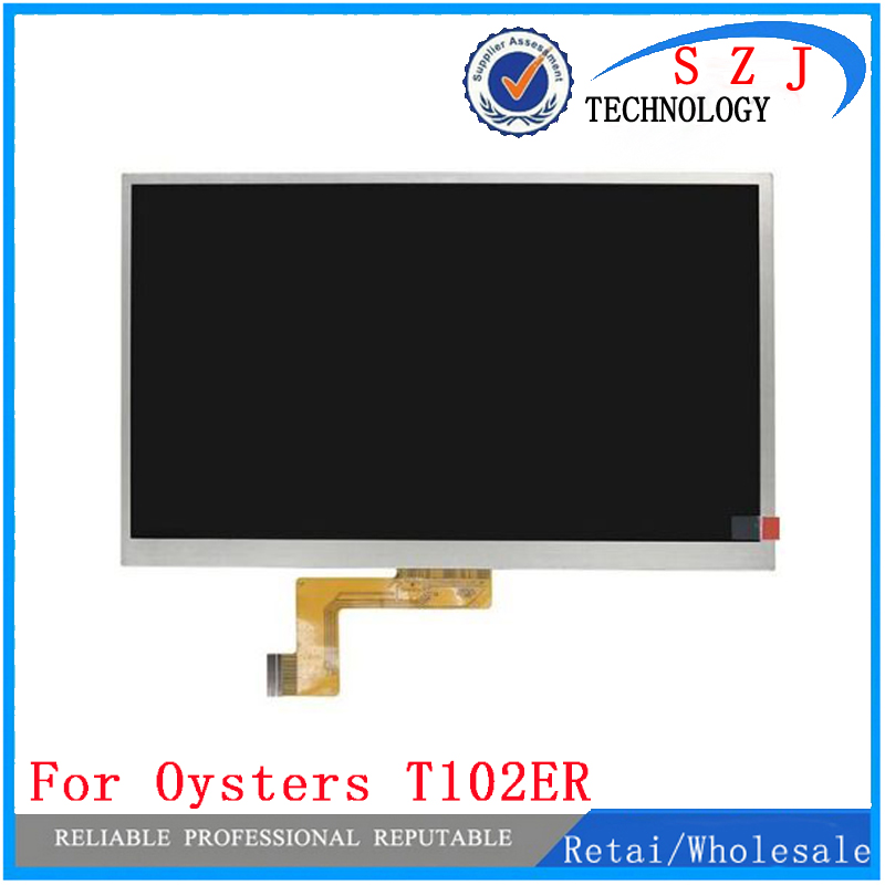 New 10.1'' inch case matrix for Oysters T102ER 3g Oysters T102MR Oysters T102MS lcd display lcd screen panel Free Shipping oysters планшет oysters t102ms 3g black
