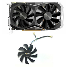 87mm GA92S2H 4pin PC Graphic Card Cooling Fan For  ZOTAC GTX 1060 1070 Ti MINI HA 1080 Ti MINI Dual Cooler Fan GAA8S2H GAA8S2U ce link ypbpr component component to hdmi with audio converter av to hdmi adapter