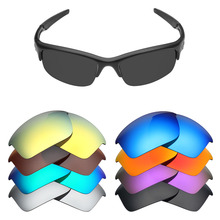 8cdc7acb7a Mryok Polarized Replacement Lenses for Oakley Bottle Rocket Sunglasses Lens  Only