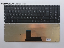 лучшая цена TR Turkish keyboard For Toshiba Satellite L50-B L50D-B L50-B-13E l50-B-1F6 Black Keyboard TR Layout
