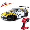 2.4G Carro RC 1:10 Carro De Corrida Para GTR GT3 Alta Velocidade campeão Veículo De Controle De Rádio Do Carro Modelo de Carro de Corrida Brinquedo Elétrico RTR