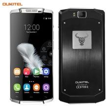 10000 мАч 4 г Смартфон Oukitel K10000 Оперативная память 2 ГБ + Встроенная память 16 ГБ 5.5 дюйма Android 5.1 MT6735P 4 ядра до 1.0 ГГц телефона LTE 8MP