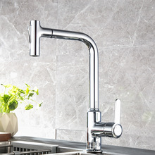 kitchen faucets 2 function pull out mixer water taps torneira da cozinha cold and hot faucet spout sink