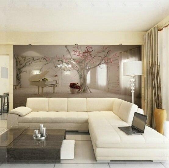 benutzerdefinierte jeder größe 3d wandbild tapeten für wohnzimmer ... - Wohnzimmer Tapeten 2015
