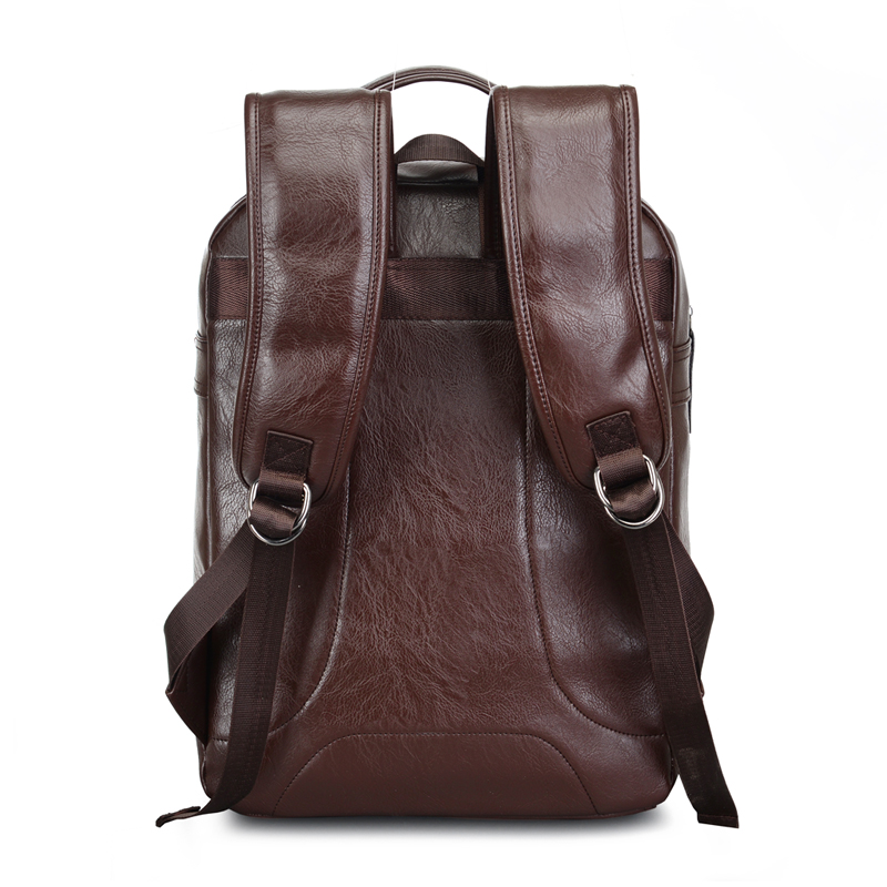 de viagem mochila bolsa de Backpack : Leather Backpack