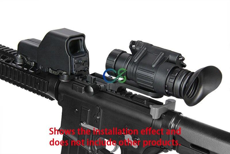 Ppt PVS-14 visão noturna montagem conjunto j-arm