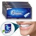3D Белые Зубы Отбеливание Расширенный Ультра Белый Отбеливание 14 Пар Профессионального Отбеливания Зубов Полоски Зубной Whitener Hot