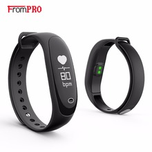 Frompro E26 Смарт-часы браслет Мода Bluetooth Спорт Шагомер крови кислородом сердце Давление крови Давление наручные часы