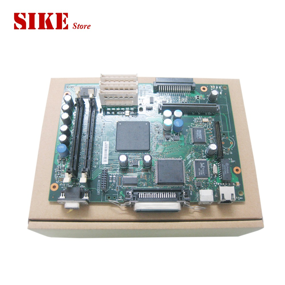 цены Q6479-60004 Q6477-60002 Logic Main Board Use For HP LaserJet 9040 9050 9040DN 9050DN Formatter Board Mainboard