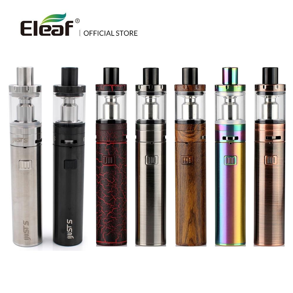 Almacén Original Eleaf sólo kit con batería de 3000 mAh-última CE/cabeza 0.18ohm ECL de la bobina parte superior de 4 ml Vape pluma ECig