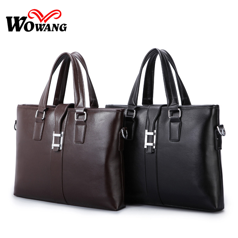 New 2016 Men Genuine Leather Handbag Bag Computer Laptop Bag Casual Men Messenger Bag Business Briefcase Shoulder Crossbody Bags bvp free shipping new men genuine leather men bag briefcase handbag men shoulder bag 14 laptop messenger bag j5
