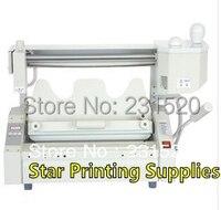 Máquina de encadernação perfeita manual 297x420nn da pasta do livro