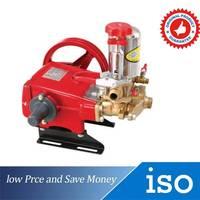 Cast Iron High Pressure Cleaner Pump Head Car Hand Piece Cylinder Piston Pump Garden Sprayer Pump