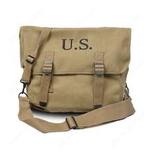 WWII WW2 армии США M1936 harversack M36 мусетт поле Военная Охота Пешие прогулки Альпинизм Кемпинг рюкзак сумка