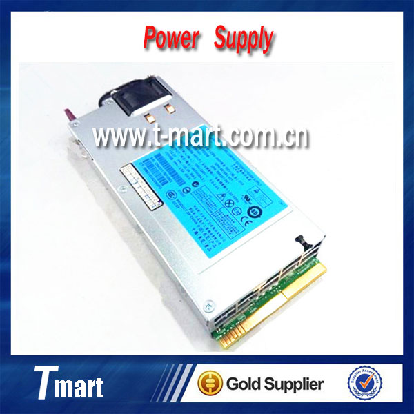 High quality power supply for DPS-460FB B DL380G7 599381-001 591553-001 591555-101 460W, fully tested&working well power supply for tdps 1760ab b 1755w well tested working