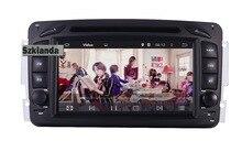 2din 7 pouce LECTEUR DVD de VOITURE Pour Mercedes Benz W209 W203 W168 M ML W163 W463 Viano W639 Vito Vaneo 3g GPS BT Radio USB SD Carte Gratuite