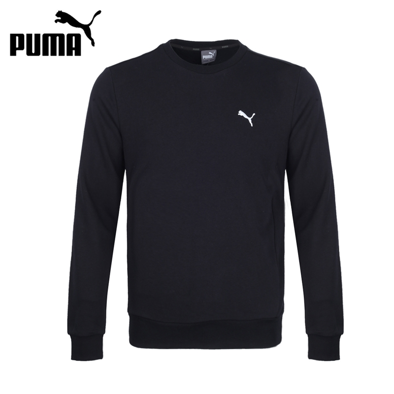 Original New Arrival 2017 PUMA ESS Crew Sweat Men's  Pullover Jerseys Sportswear adidas new arrival official ess 3s crew men s jacket breathable pullover sportswear bq9645
