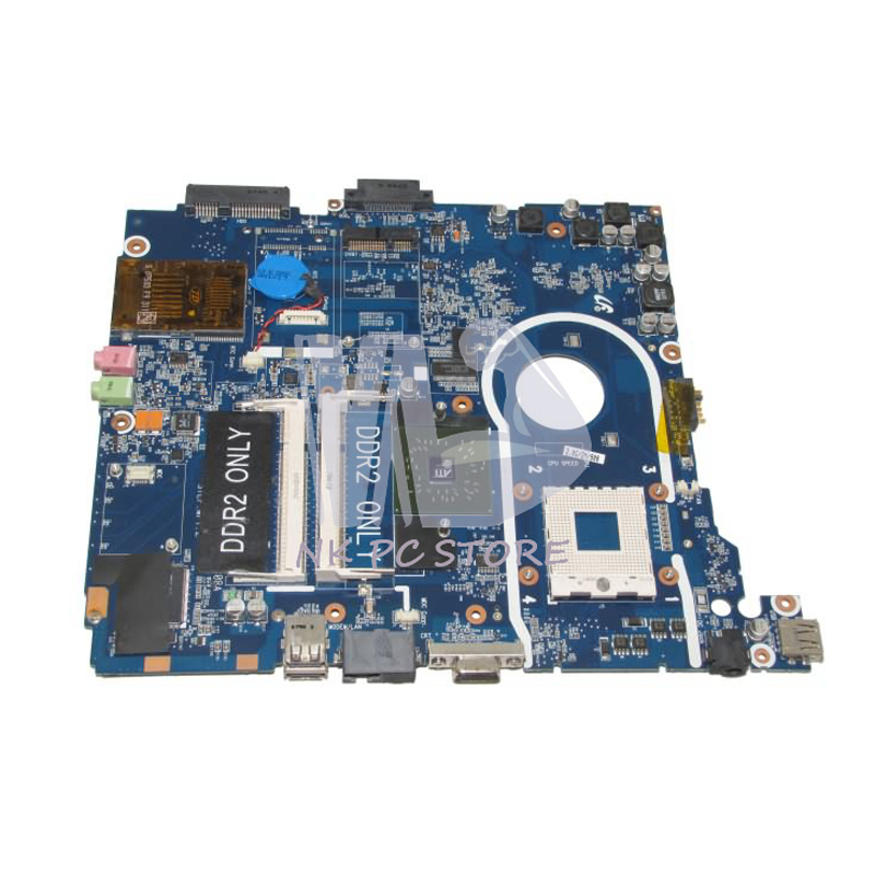 NOKOTION BA92-04655A Laptop motherboard For Samsung R20 R21 Main board DDR2 Free CPU Full testedNOKOTION BA92-04655A Laptop motherboard For Samsung R20 R21 Main board DDR2 Free CPU Full tested