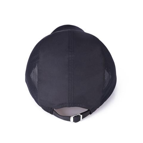 Fashion Mesh Baseball Cap Unisex Caps Summer bone Adjustable Breathable Quick-Drying Mesh Hats Sunshade Caps Lahore